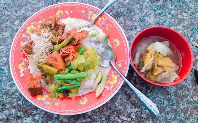 Cơm Chay Thiên Trúc ở Cà Mau