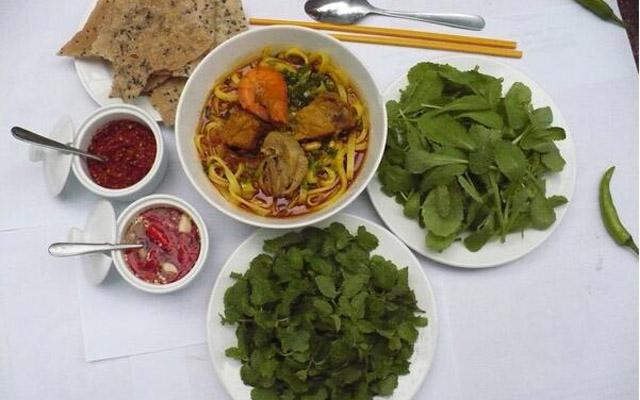 Mì Quảng Ăn Là Nhớ - Cửu Long