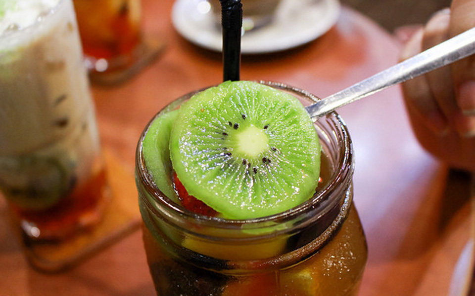 Fruits Tea - Asiana Food Town