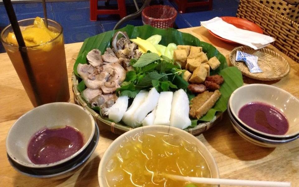 Bún Đậu Mắm Tôm A Chảnh - Thành Thái