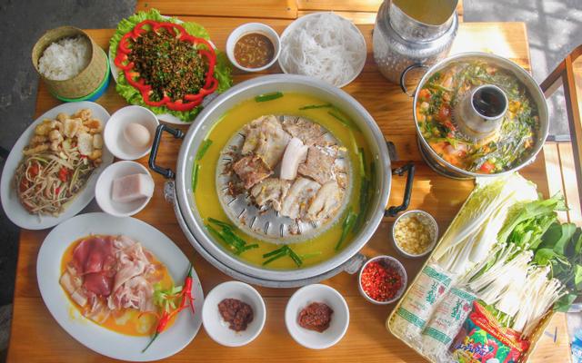 Savannakhet - Ẩm Thực Lào - 227 Phan Bội Châu ở Huế