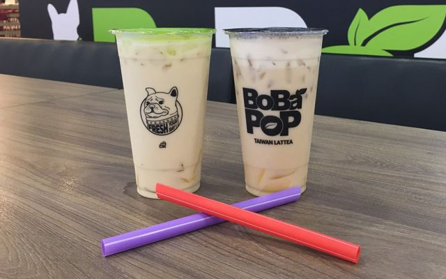 Trà Sữa Bobapop - Hoàng Văn Thụ ở Bắc Giang