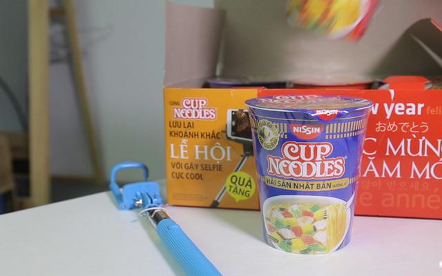 Nissin Foods - Cup Noodles ở TP. HCM