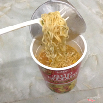 Nissin Foods - Cup Noodles