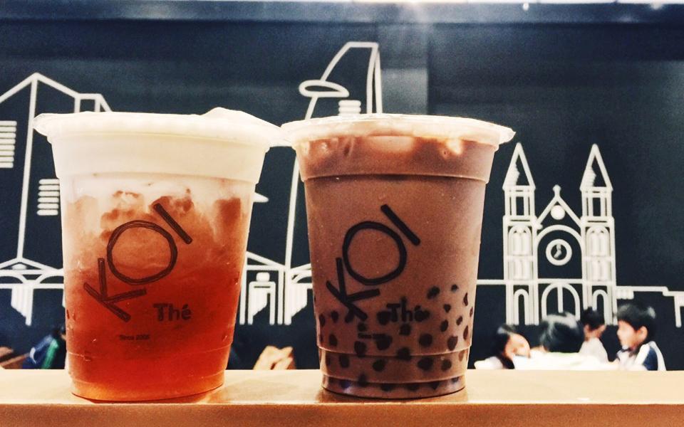 Koi Thé Café - Lotte Mart Nam Sài Gòn