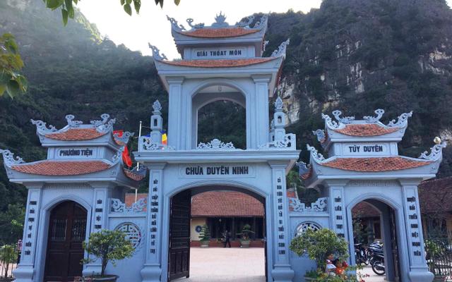 Chùa Duyên Ninh ở Ninh Bình