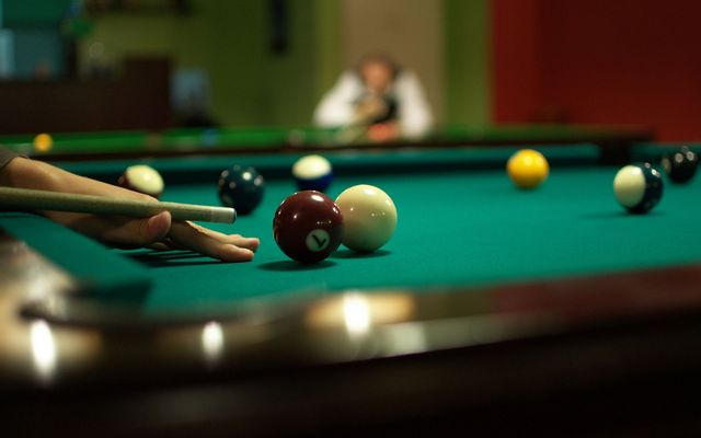 Alpha Club Billiard & Gaming ở Hà Nội