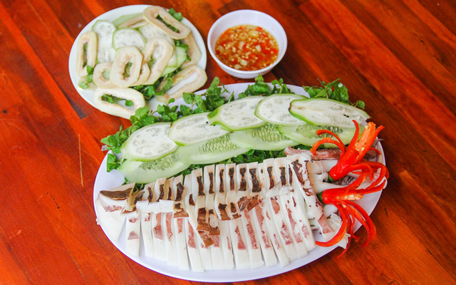 Nhà Hàng Nam Hào - Trương Hán Siêu ở Quảng Trị
