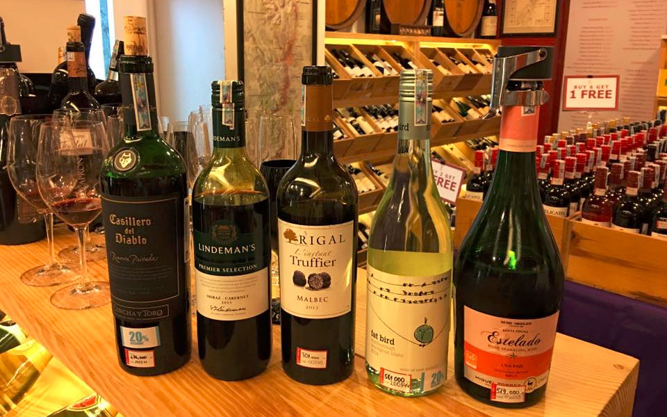 Red Apron Fine Wines And Spirits - Hàm Nghi
