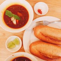 Hoàng - Bò Sệt & Gà Sệt