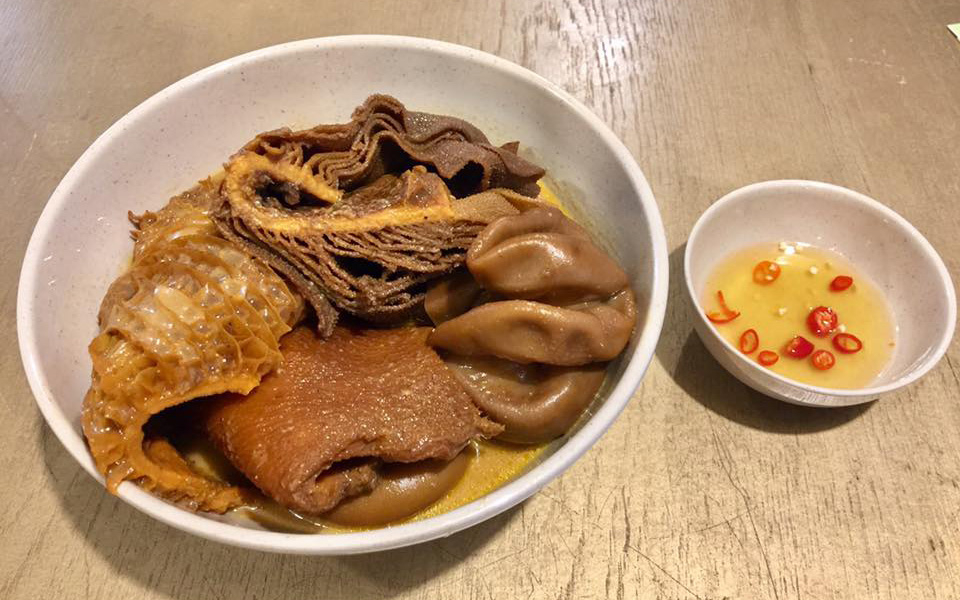 Phá Lấu Nghệ - Food Central Ngô Đức Kế