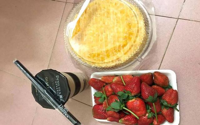 An Cake - Bông Lan Trứng Muối & Socola Tươi - Shop Online ở Hà Nội
