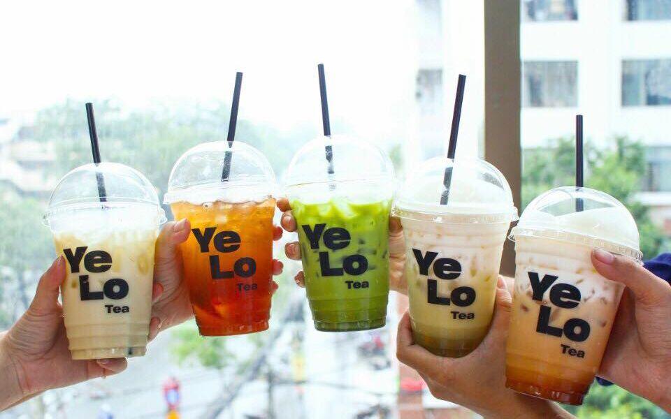 Yelo Tea - Milk Tea