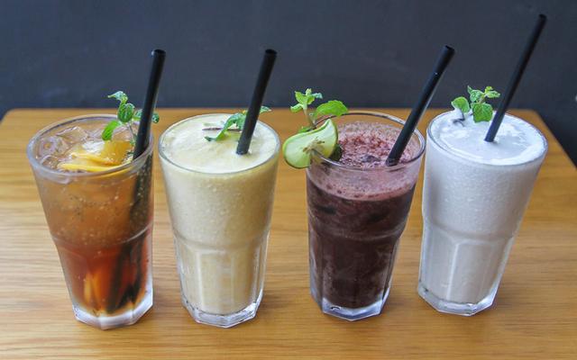 Sài Gòn Bụi Coffee & Milk Tea - Nguyễn Khoa Văn ở Huế