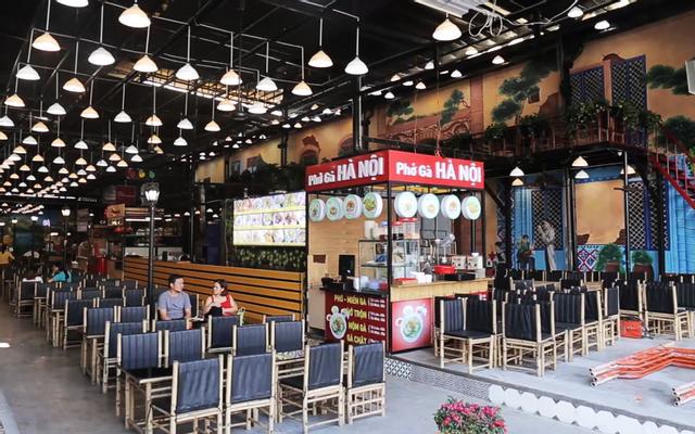 Food Square Tân Phú