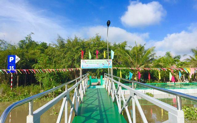 Hải Thanh - Vườn Du Lịch Sinh Thái Suối Cá Koi ở TP. HCM