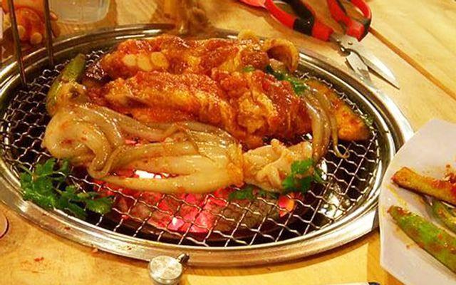 Galaxy BBQ - Lẩu Nướng Hàn Quốc ở Bình Phước