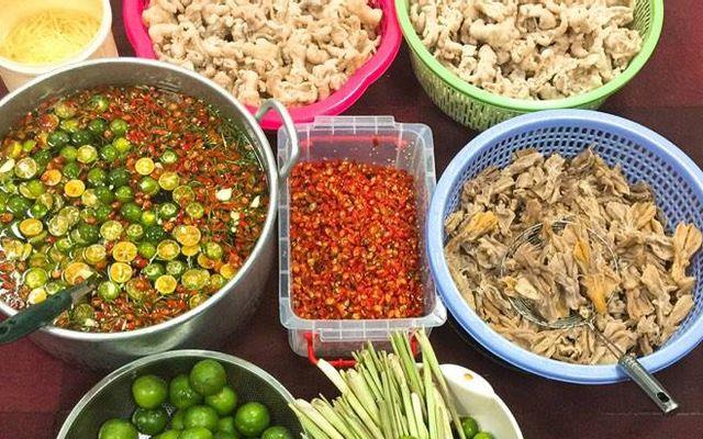 Võ Thùy Linh - Ăn Vặt Online ở Hà Nội