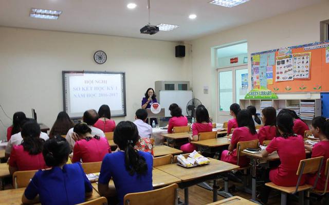 Trường THCS Hồng Ngọc