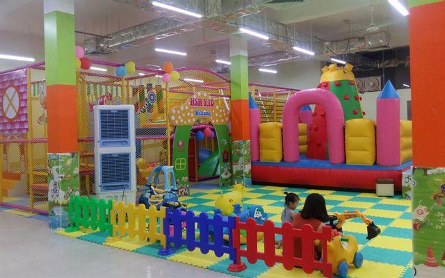 Khu Vui Chơi Trẻ Em Subon ở TP. HCM