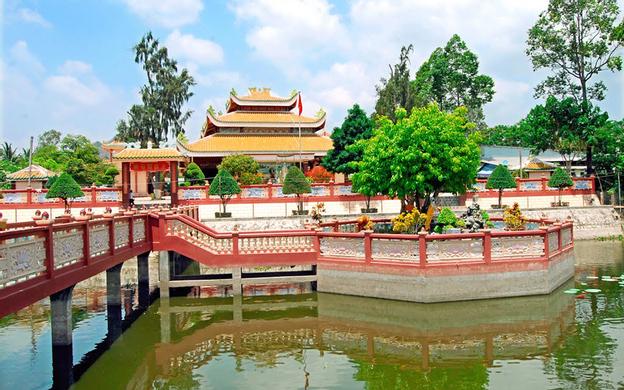 Thị Trấn Nhà Bàng, Khóm Sơn Đông Tịnh Biên An Giang