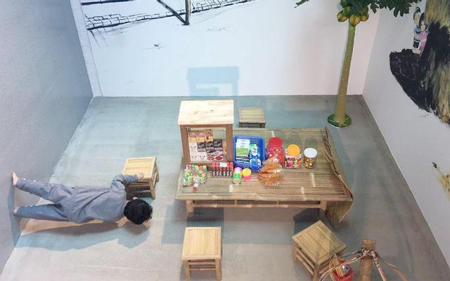 Nhà Úp Ngược - Upside Down House ở Vũng Tàu