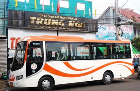 Trung Nga - Cho Thuê Xe Du Lịch - Chi Nhánh Bình Thuận