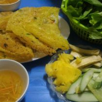 Thủy Béo - Bún Chả, Bánh Xèo & Nem Lụi