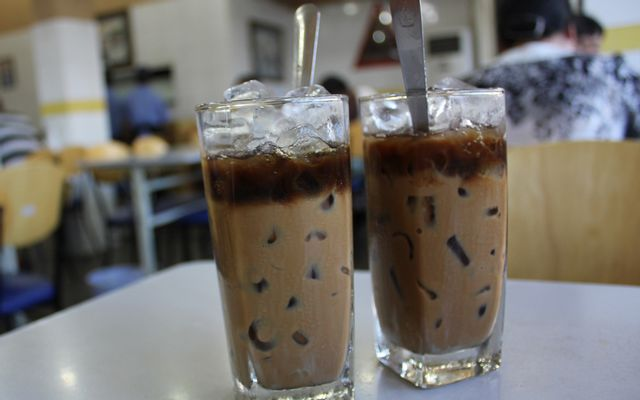 Phút Tâm Giao Cafe