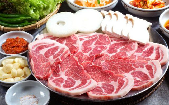 Gogi Maru -Thịt Lợn Thảo Dược ở Hà Nội