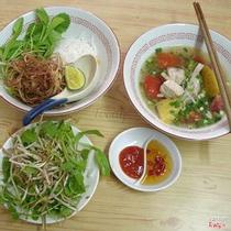 Quán Ngộ Sài Gòn - Cơm Văn Phòng & Bún Cá