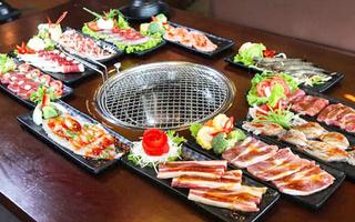 Thái BBQ Buffet - Món Nướng & Lẩu Thái Lan - Vincom Mega Mall Thảo Điền