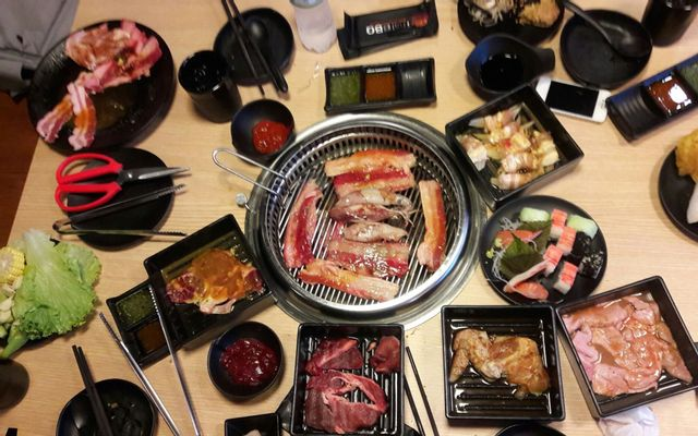 Thái BBQ Buffet - Món Nướng & Lẩu Thái Lan - Vincom Mega Mall Thảo Điền - Xa Lộ Hà Nội ở TP. HCM