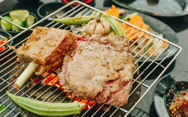 Ẩm Thực Bò Tơ Phố ở Kiên Giang