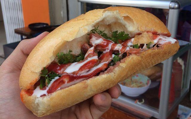 Bánh Mì Thịt Chả Ốp La ở TP. HCM