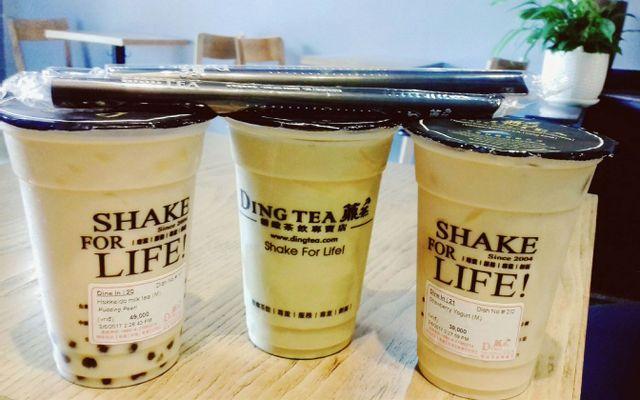 Ding Tea - Xuân Thủy ở Hà Nội