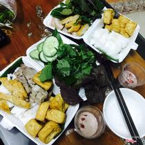 Bún Đậu Hà Nội - Lương Hữu Khánh