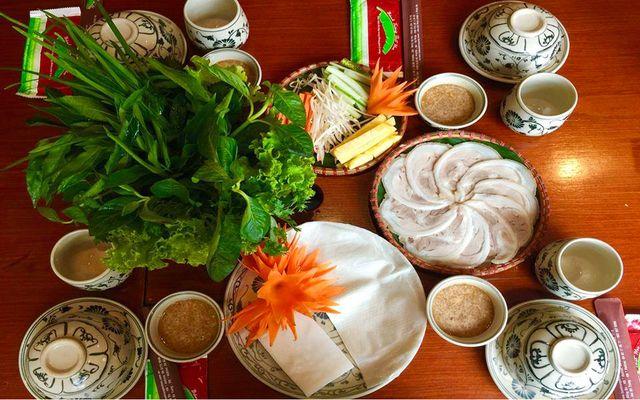 Bánh Tráng Thịt Heo Phú Cường - Hồ Gươm Plaza ở Hà Nội