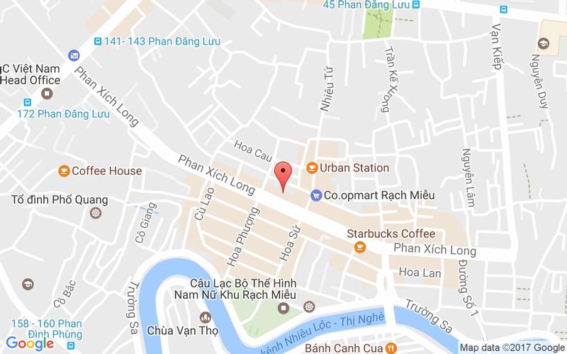 Bản đồ - Food House - Phan Xích Long