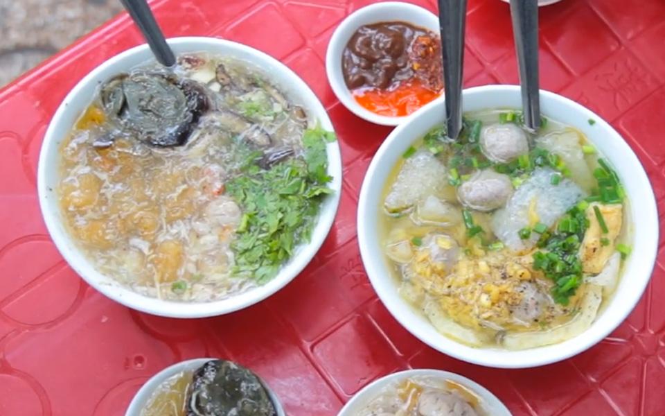 Cô Lan - Súp Cua Bong Bóng Cá