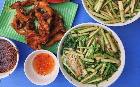 Bún cá ngon nhất Hà Nội