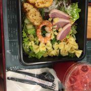 salad tuỳ chọn
