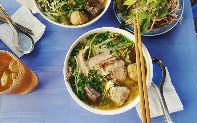 Bé Ny - Bánh Canh Cá & Bún Bò Huế ở Hà Nội