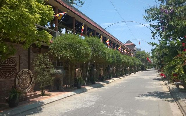 Chùa Nam Sơn - Trần Tử Bình ở Đà Nẵng