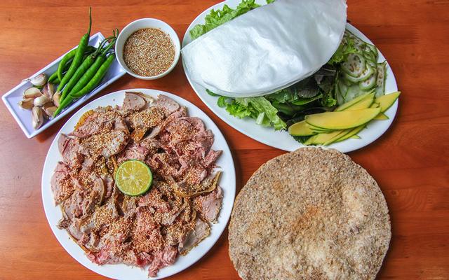 Q. Đà Nẵng - Bê Thui & Đặc Sản Bò ở Đà Nẵng