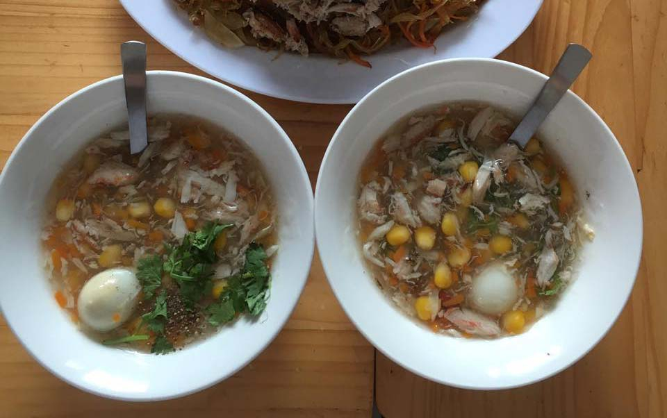 Súp Cua & Cá Viên Chiên - Trần Phú