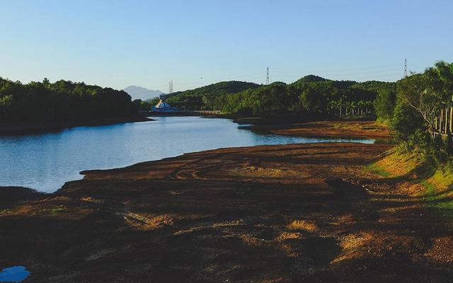 Hồ Thủy Tiên ở Huế