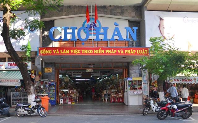 Chợ Hàn - Trần Phú ở Đà Nẵng