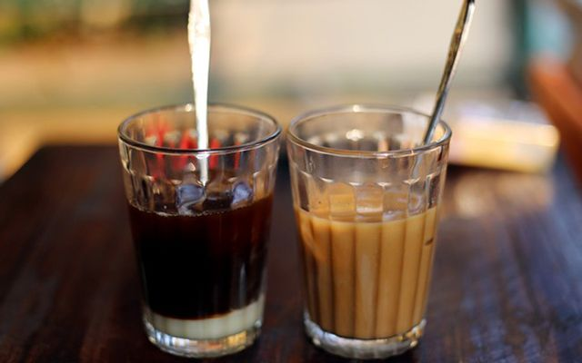Phượng Châu Cafe Võng ở Hậu Giang