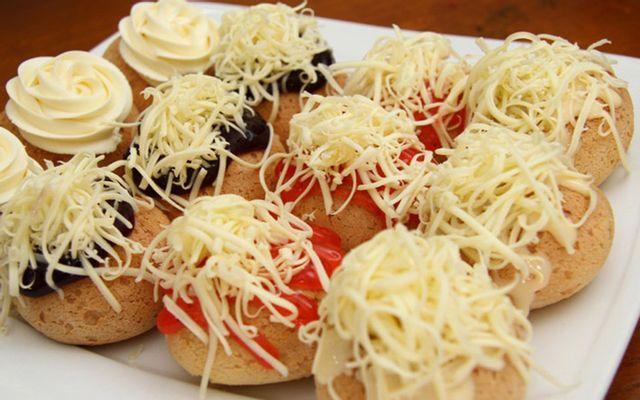 Bánh Su Kem Chewy Junior - Coopmart Quang Trung